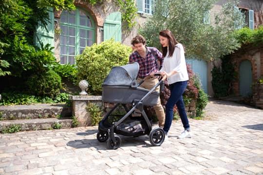 Kinderwagens vanaf geboorte