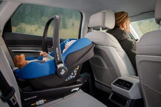 ISOFIX Bases sièges auto
